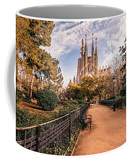 Sagrada Familia Coffee Mug