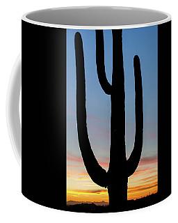 Saguaro Dawn Coffee Mug