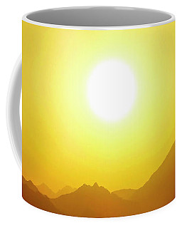 Sahara Sunset 2 Coffee Mug