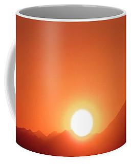 Sahara Sunset Coffee Mug