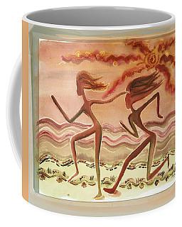 Saharan Runners Coffee Mug