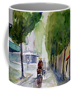 Saigon 1967 Tu Do Street Coffee Mug