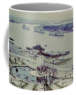 Saigon River, Vietnam 1968 Coffee Mug