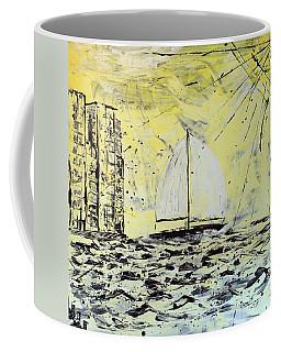 Sail And Sunrays Coffee Mug