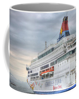 Sail Away Hong Kong Coffee Mug