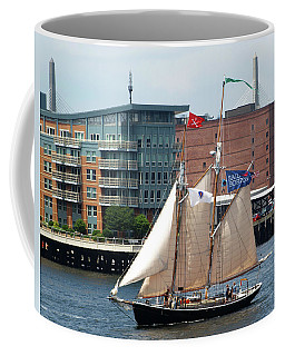 Sail Boston Coffee Mug