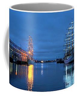 Sail Boston Tall Ships  Coffee Mug
