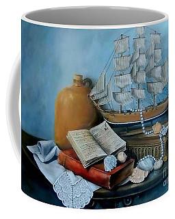 Sail By Tale Coffee Mug