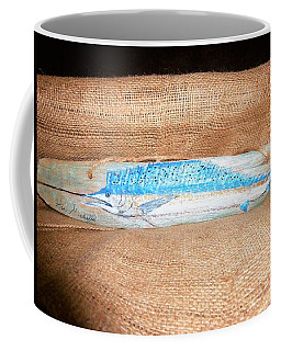 Sail Fish Coffee Mug by Ann Michelle Swadener