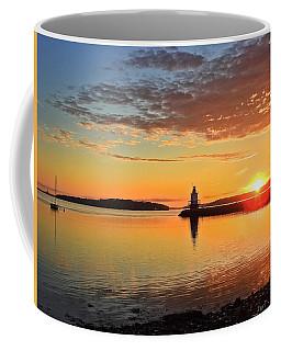 Sail Into The Sunrise Coffee Mug