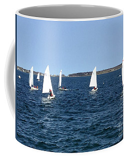 Sail Maine Sailing School, Portland, Maine Coffee Mug