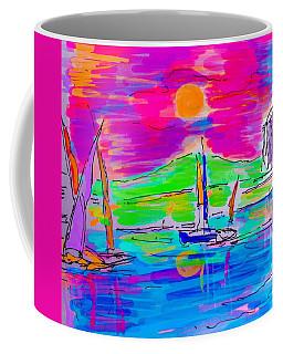 Sail Of The Century Coffee Mug