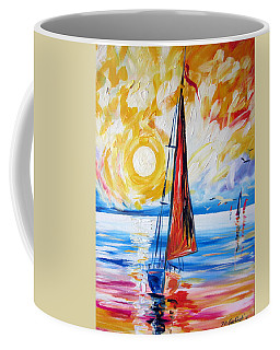 Sail Sail More Coffee Mug