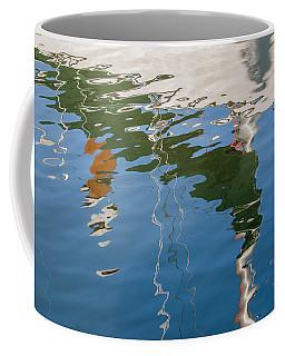 Sailboat Reflection Coffee Mug