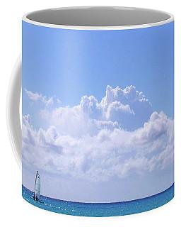 Sailboat Sea And Sky M5 Coffee Mug