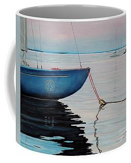 Sailboat Tied Coffee Mug