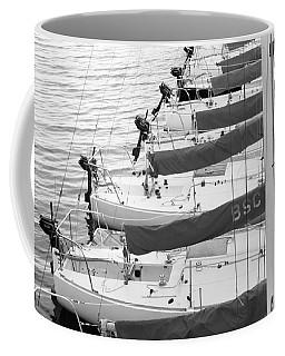 Sailboats Coffee Mug