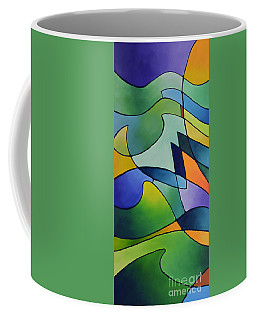 Sailing Away, Canvas One Coffee Mug