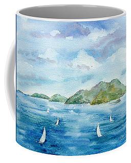 Sailing By Jost Coffee Mug
