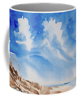 Fine Coastal Cruising Coffee Mug