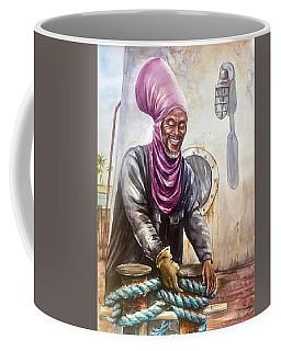 Sailing Off Coffee Mug