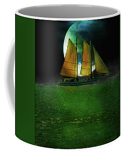 Sailing Safari  Coffee Mug
