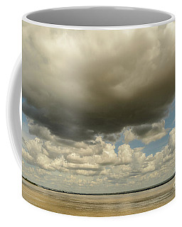 Sailing The Irrawaddy Coffee Mug