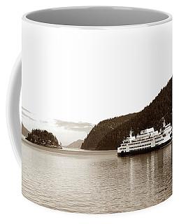 Sailing The San Juan Islands Coffee Mug