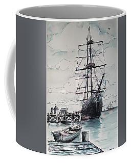 Sailing Vessel Pandora Coffee Mug