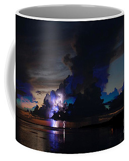 Sailors Delight Coffee Mug by Quinn Sedam
