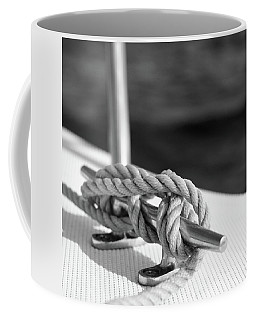 Sailor's Knot Square Coffee Mug