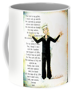 Sailor's Prayer Coffee Mug