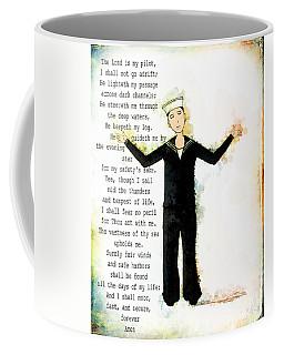 Sailor's Prayer Coffee Mug