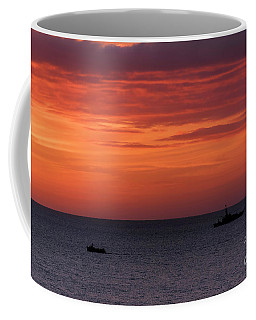 Sailor's Warning Coffee Mug