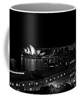 Sails In The Night Coffee Mug