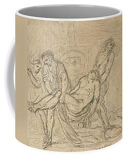 Saint Abdon And Saint Sennen Bury Christian Martyrs Coffee Mug