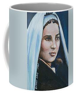 Saint Bernadette Soubirous Coffee Mug by Bryan Bustard