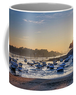 Coffee Mug featuring the photograph Saint Briac by Delphimages Photo Creations
