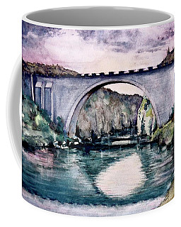 Saint Bridge Coffee Mug by Geni Gorani
