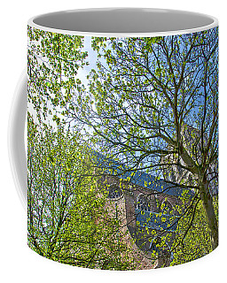 Saint Catharine's Church In Brielle Coffee Mug