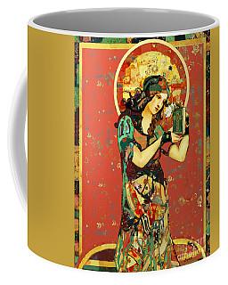 Saint Dymphna Coffee Mug