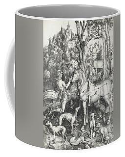 Saint Eustace Coffee Mug