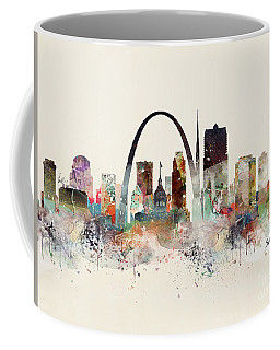 Saint Louis Missouri Coffee Mug