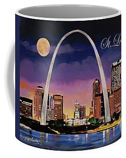 Saint Louis Skyline Coffee Mug