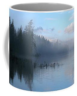 Saint Mary Lake Coffee Mug