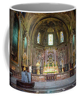 Coffee Mug featuring the photograph Saint Mary Of The Angels Rome by Joan Carroll