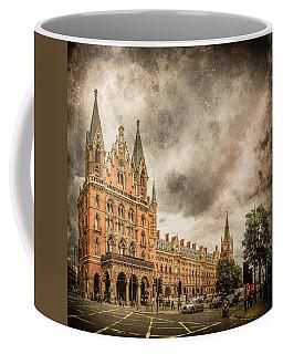 London, England - Saint Pancras Station Coffee Mug