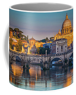 Saint Peters Basilica Coffee Mug