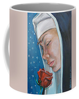 Saint Rita Of Cascia Coffee Mug