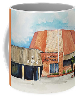Saint Rose Coffee Mug